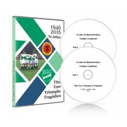 DVD - 70 Jahre SV Einheit Drebkau